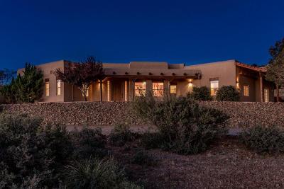 Prescott Valley Single Family Home For Sale: 12280 E Triple T Lane