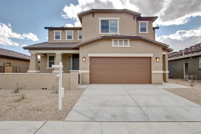 Goodyear Single Family Home For Sale: 15881 W Polk Street