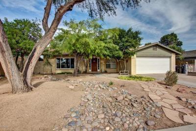 Tempe Single Family Home For Sale: 822 E Todd Drive