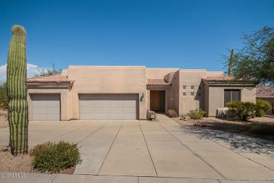 Scottsdale Single Family Home For Sale: 28437 N 112th Way