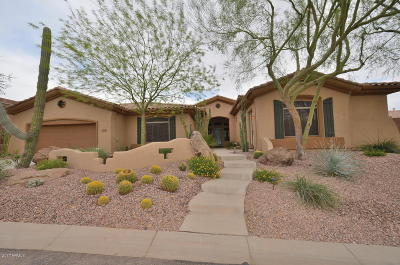 Phoenix Single Family Home For Sale: 42115 N Astoria Way