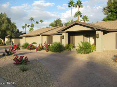 Scottsdale Single Family Home For Sale: 12409 N 58th Street