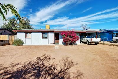 Mesa Single Family Home UCB (Under Contract-Backups): 8032 E 4th Avenue