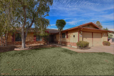 Tempe Single Family Home For Sale: 1874 E Huntington Drive