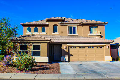 Laveen Single Family Home For Sale: 7034 S 44 Lane