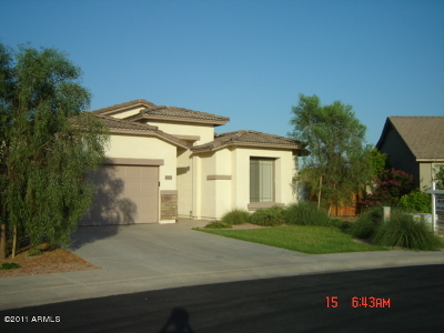 Gilbert Single Family Home For Sale: 6508 S Twilight Court