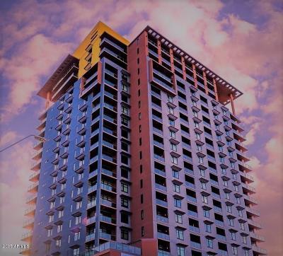 Phoenix Apartment For Sale: 310 S 4th Street #1102