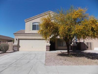 Casa Grande Single Family Home For Sale: 396 E Settlers Trail