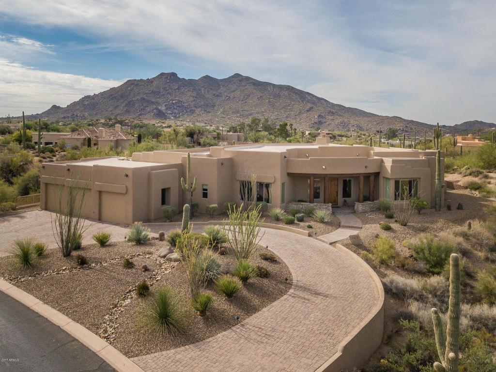 7473 E Travois Trail, Carefree, AZ.| MLS# 5688700 | Todd Headlee ...