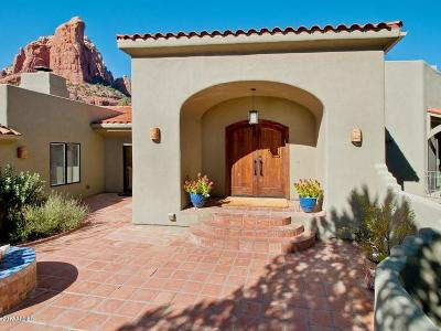 Sedona Single Family Home For Sale: 20 Shadow Rock Drive
