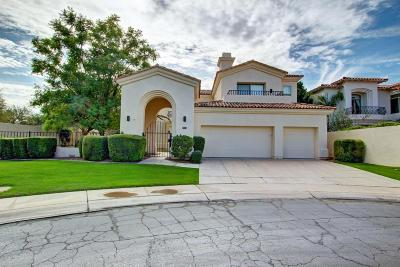 Scottsdale Single Family Home For Sale: 7677 E Tuckey Lane