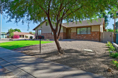Phoenix Single Family Home For Sale: 7345 N 28th Drive