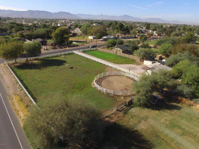 Phoenix Residential Lots & Land For Sale: 702 W Romley Road