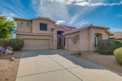 Cave Creek Single Family Home For Sale: 4829 E Baker Drive
