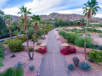 Paradise Valley Residential Lots & Land For Sale: 6400 E Cactus Wren Road