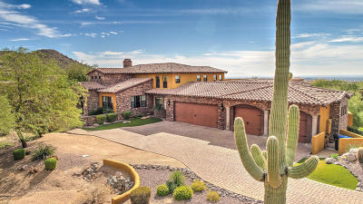 Mesa Single Family Home For Sale: 4211 N Pinnacle Ridge