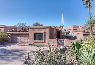 Fountain Hills Single Family Home For Sale: 17213 E Alta Loma