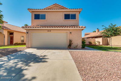 Phoenix Single Family Home For Sale: 3018 E Woodland Drive