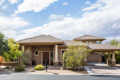 Cave Creek Single Family Home For Sale: 33020 N 53rd Way