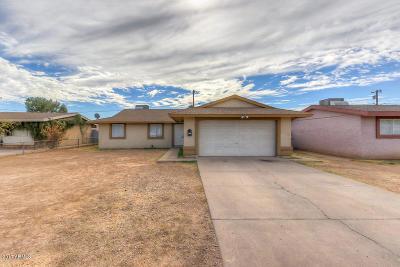 Phoenix Single Family Home For Sale: 3721 W Diana Avenue