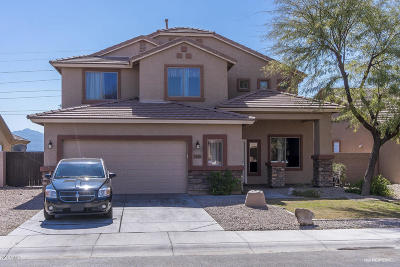 Tolleson Single Family Home For Sale: 12209 W Riverside Avenue