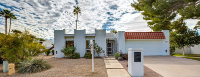 Phoenix Single Family Home For Sale: 601 E Boca Raton Road N