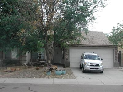 Chandler Single Family Home UCB (Under Contract-Backups): 731 E Los Arboles Court