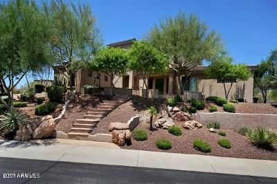 Phoenix Single Family Home For Sale: 1404 E Michelle Drive