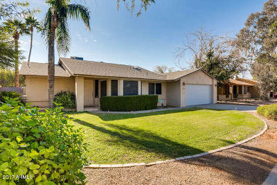 Scottsdale Single Family Home For Sale: 9415 E Poinsettia Drive