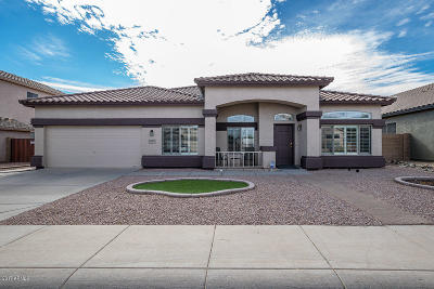 Surprise AZ Single Family Home For Sale: $525,000