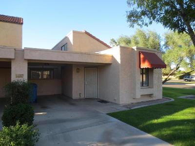 Phoenix Condo/Townhouse For Sale: 15450 N 1st Place