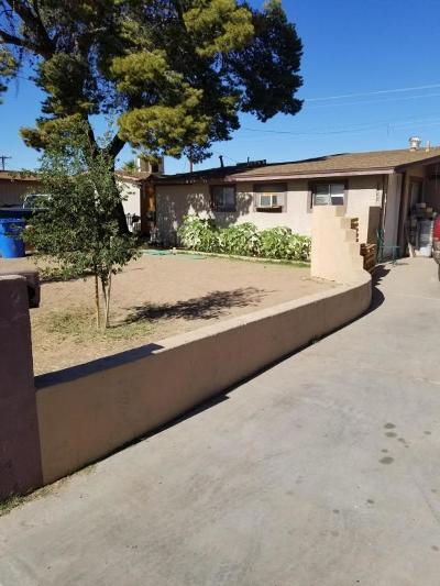 Phoenix Single Family Home For Sale: 7608 W Whitton Avenue