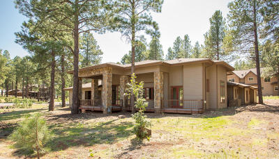 Flagstaff Single Family Home For Sale: 3705 W Dapple Grey