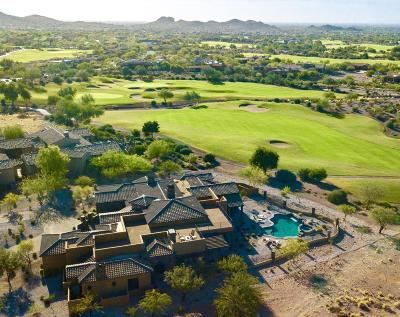 Gold Canyon AZ Single Family Home For Sale: $1,995,000