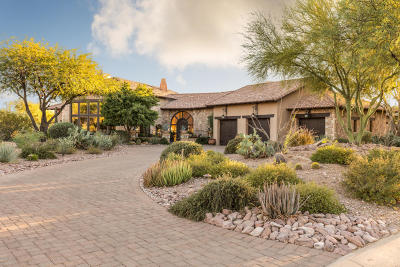 Superstition Mountain Single Family Home For Sale: 3498 S Sycamore Village Drive