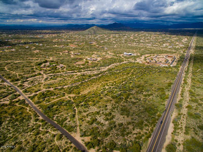 Scottsdale Residential Lots & Land For Sale: 86xx E Via Dona Road