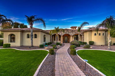 Chandler Single Family Home CCBS (Contract Contingent on B: 12506 E Haymore Court