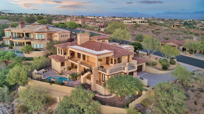 Fountain Hills Single Family Home For Sale: 9918 N Palisades Boulevard
