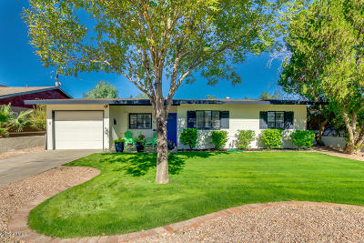 Phoenix Single Family Home For Sale: 812 W Piccadilly Road