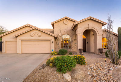 Scottsdale Single Family Home For Sale: 9589 E Nittany Drive