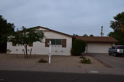 Phoenix Single Family Home For Sale: 3722 W Hayward Avenue