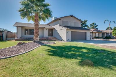 Phoenix Single Family Home For Sale: 2527 W Acoma Drive