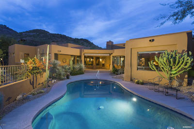 Cave Creek Single Family Home For Sale: 6044 E Leisure Lane