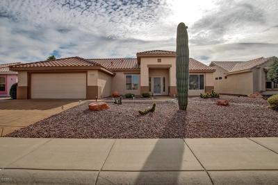 Sun City West Single Family Home For Sale: 14741 W Las Brizas Lane