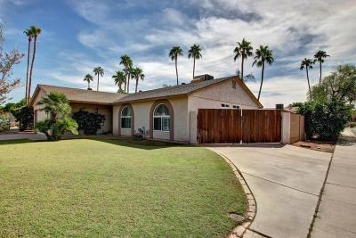 Scottsdale Single Family Home For Sale: 10745 E Clinton Street
