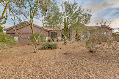 Phoenix Single Family Home For Sale: 13 E Tanglewood Trail