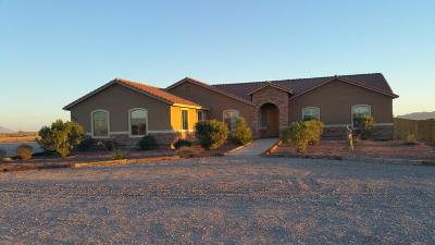 Casa Grande Single Family Home For Sale: 10503 W Mallow Drive W