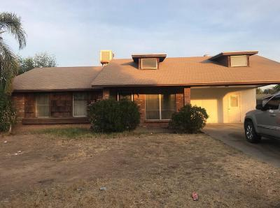 Phoenix Single Family Home For Sale: 3147 N 77th Lane