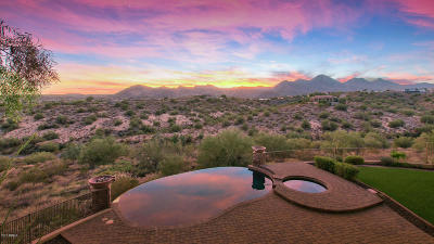 Fountain Hills Single Family Home For Sale: 15857 E Tepee Drive