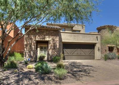 Scottsdale Single Family Home For Sale: 12326 E North Lane